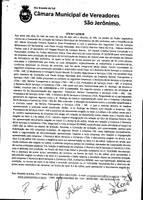 Ata nº 12/2018/ Referente: Carta Convite a Empresa de Serviço de Limpeza