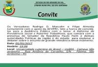 Audiência Pública 05/05/2017