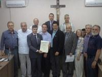 Câmara de Vereadores Homenageia Rotary Club São Jerônimo