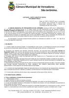 Carta Convite Rádio