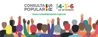 Consulta Popular - 4,5 e 6 de Setembro