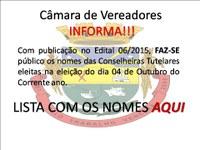 Edital COMDICA 06/2015