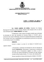 Edital nº 05/2018 - Concurso Público 01/2017