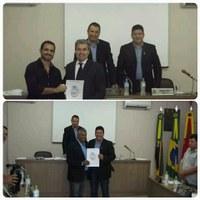 Moção de Reconhecimento aos Srs. Dr. Olindo Barcellos e Jair Ribeiro