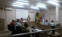 Sessão Especial com Secretario do Interior